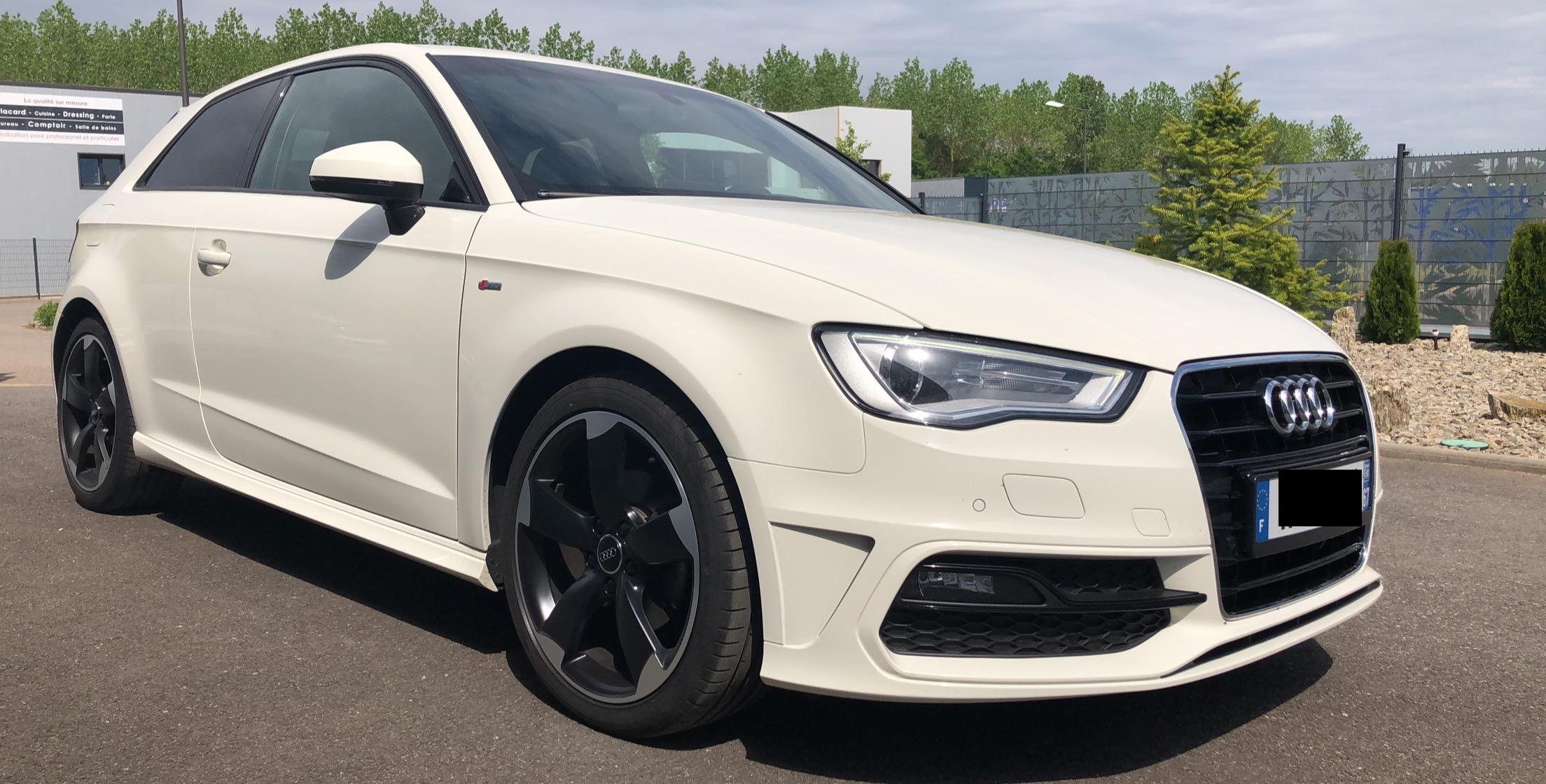 Audi A3 S Line Image