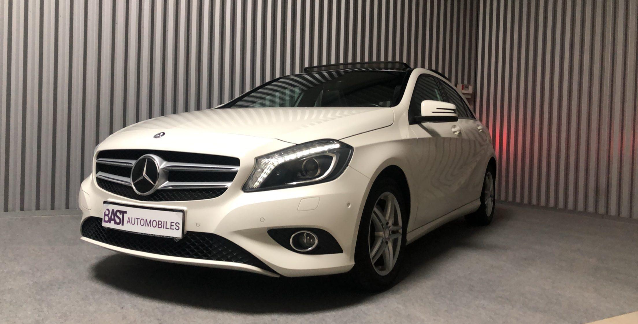 Mercedes Classe A 180 Sensation Toit Panoramique Image
