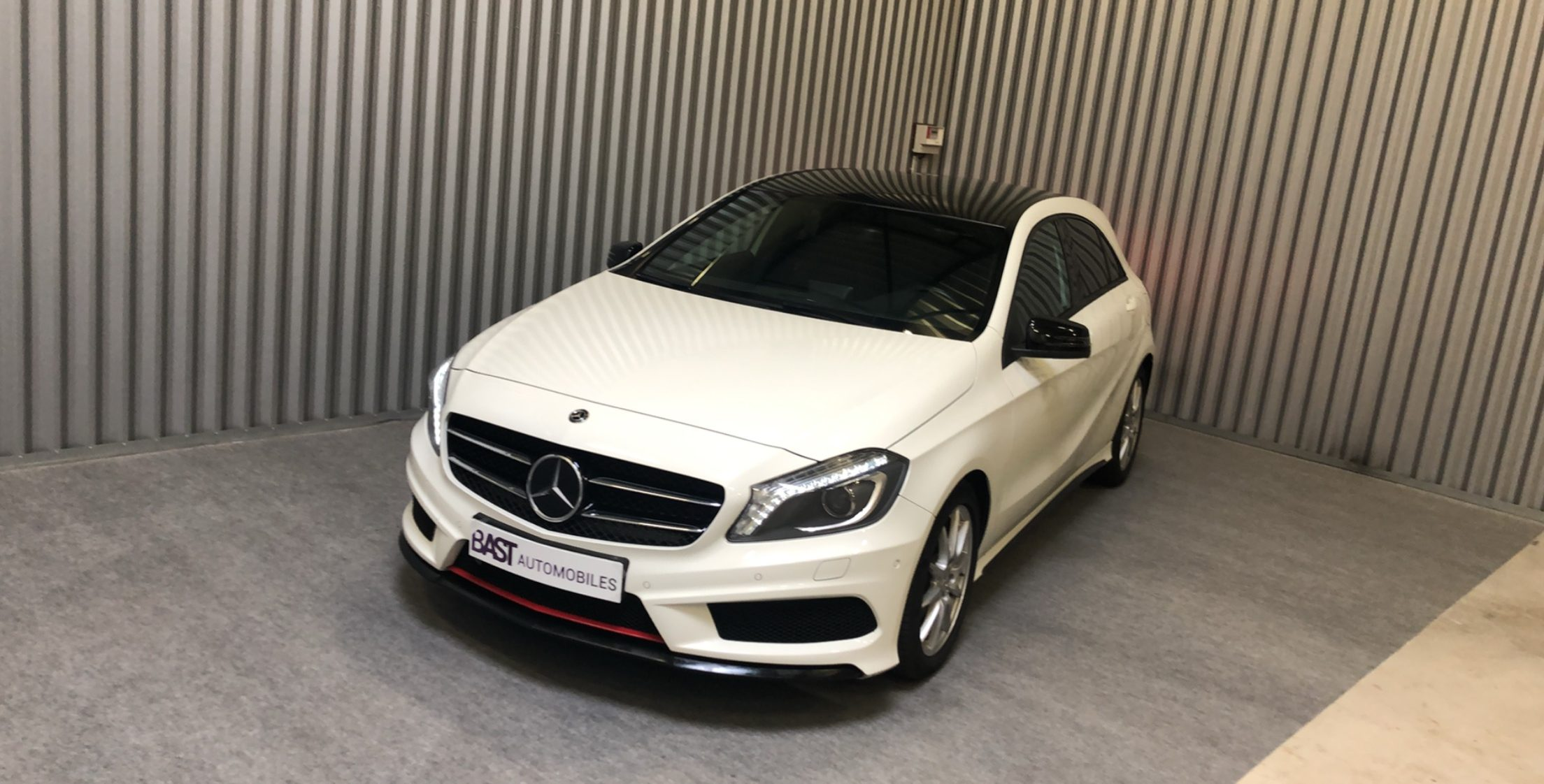 Mercedes Classe A 180 Sport AMG Line Image