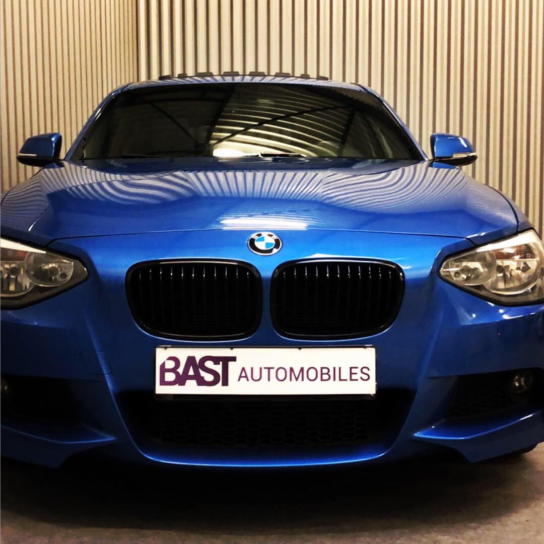 BMW 120D Pack M BVA Steptronic 8 Image