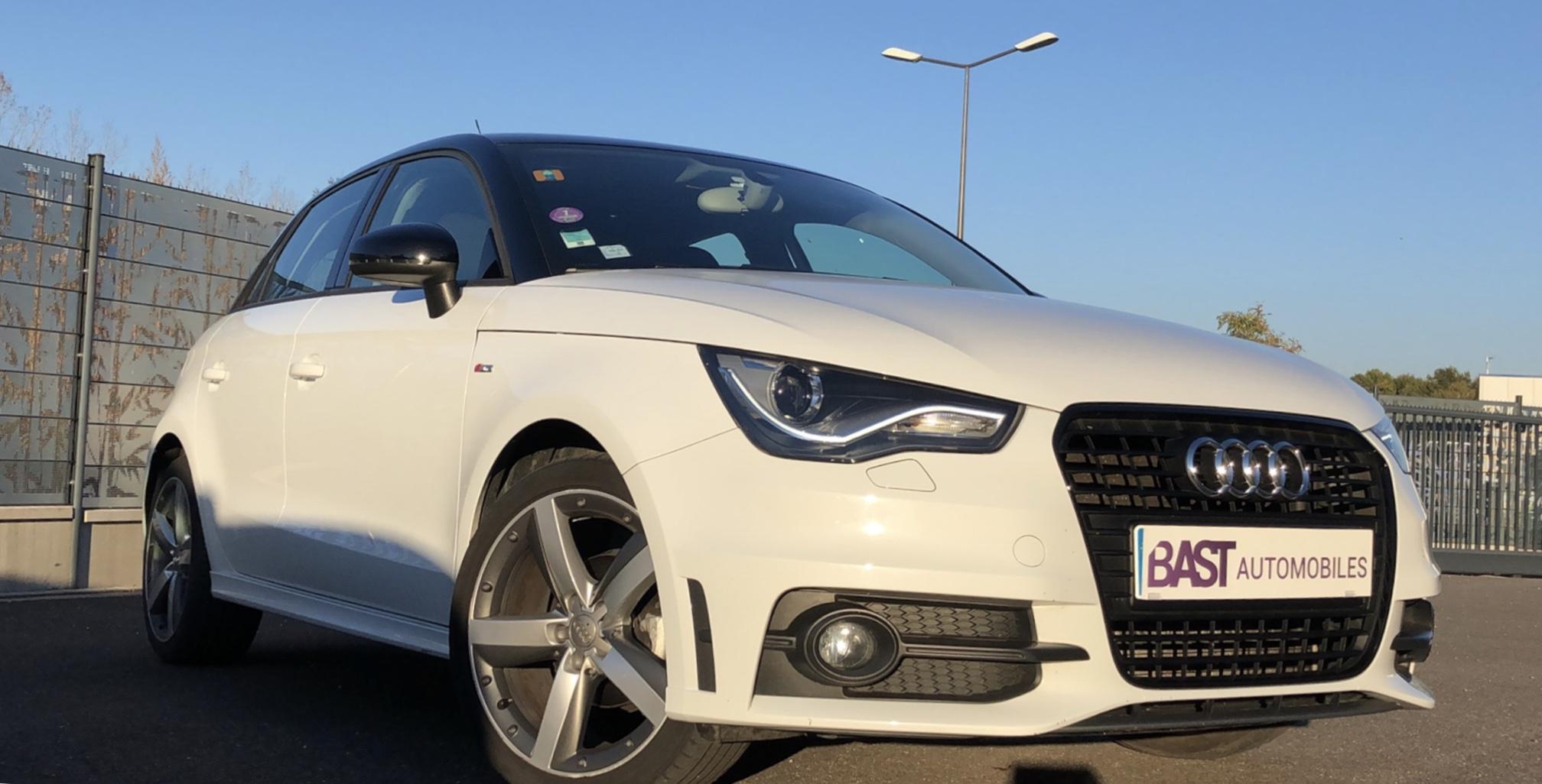 Audi A1 S line TFSI Image