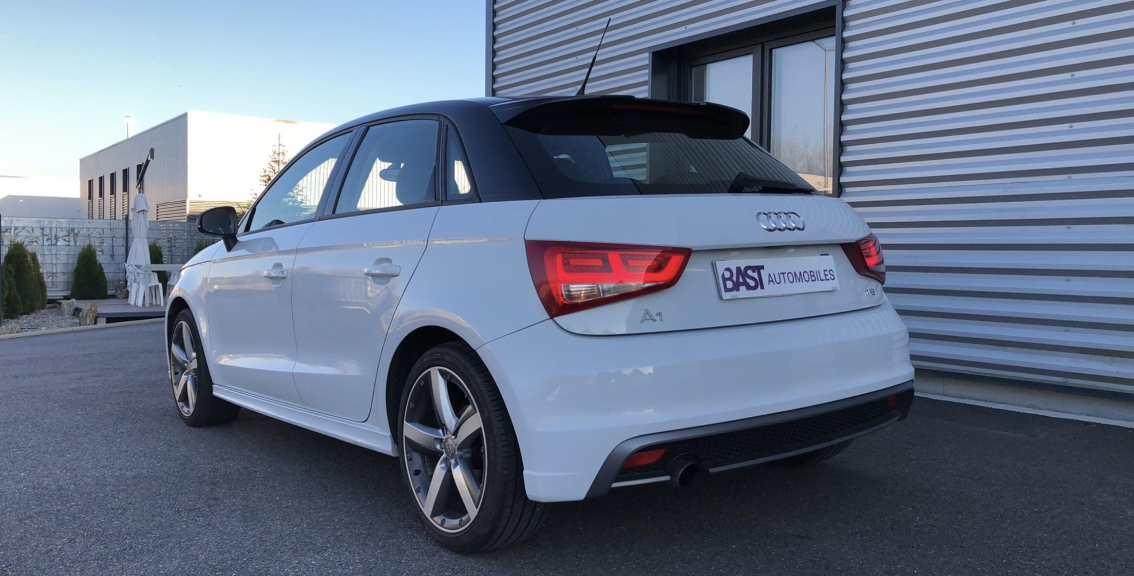 Audi A1 S Line Ultra TFSI Image