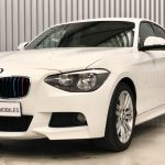 BMW 118i pack M blanche alsace