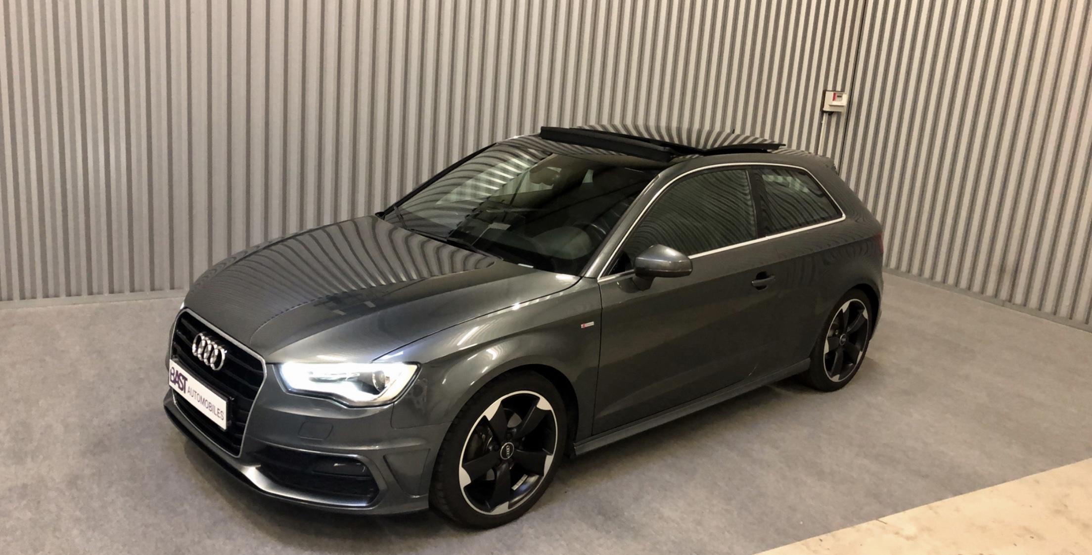Audi A3 S Line COD DSG 7 Image