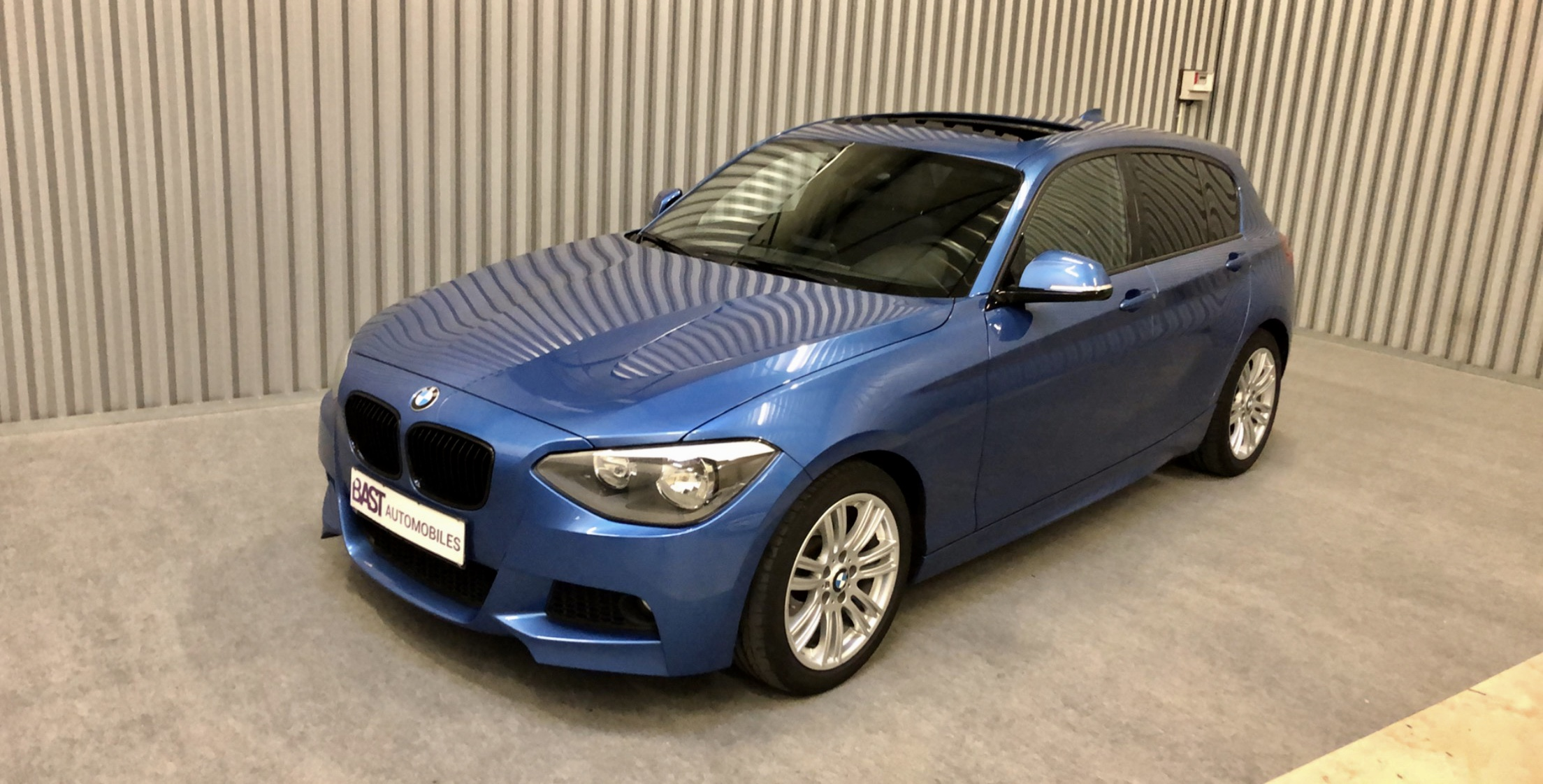 BMW 116i Pack M Toit ouvrant Image