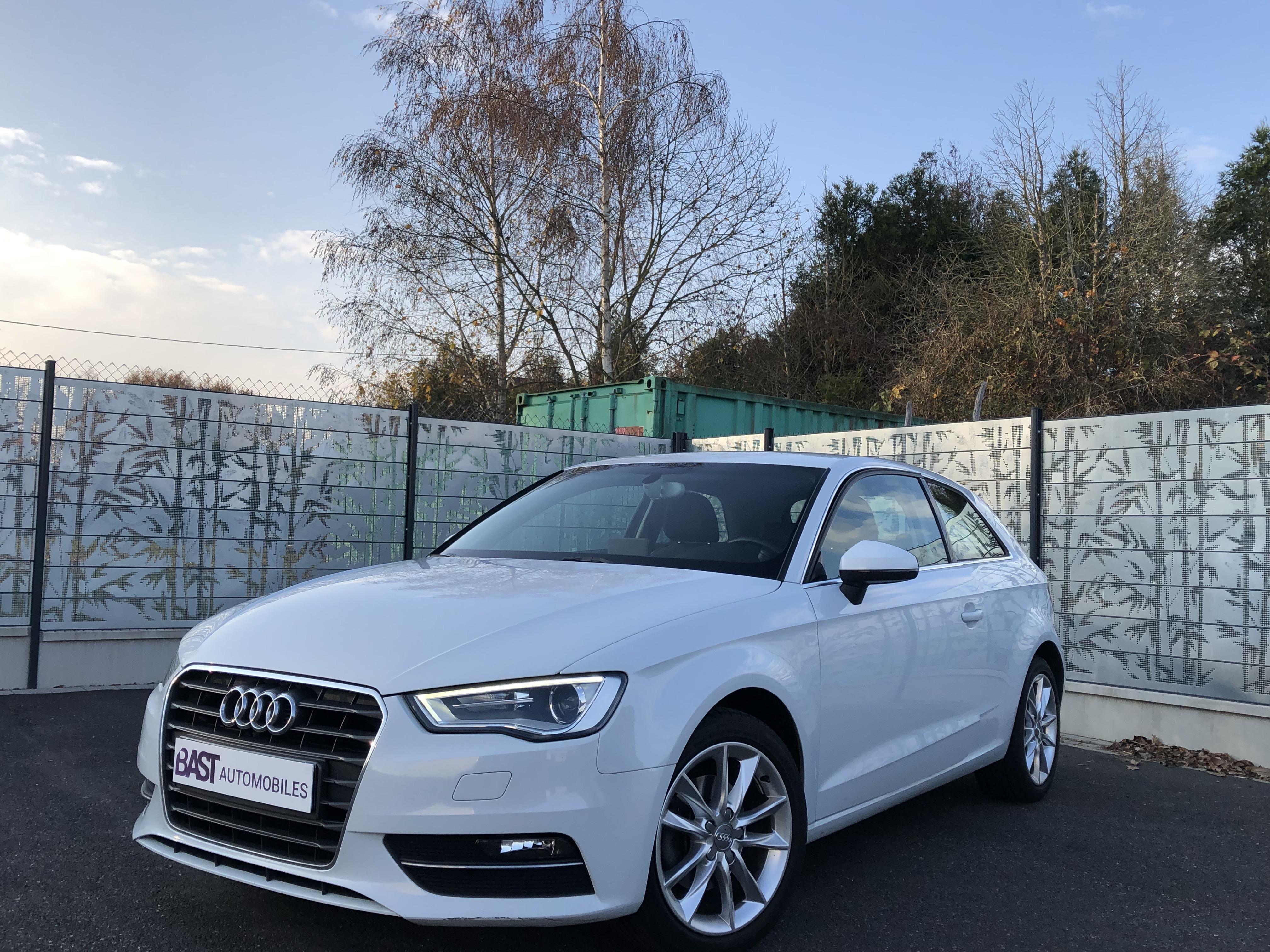 Audi A3 TFSI Ambition Blanc Image