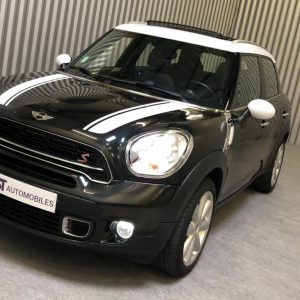 Mini Countryman Alsace