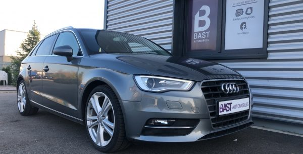 Audi A3 essence alsace