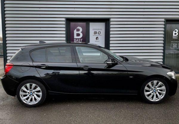 BMW Série 1 120D GPS Navi Pro Xénon Urban Line - Bast Automobiles - Coté droit